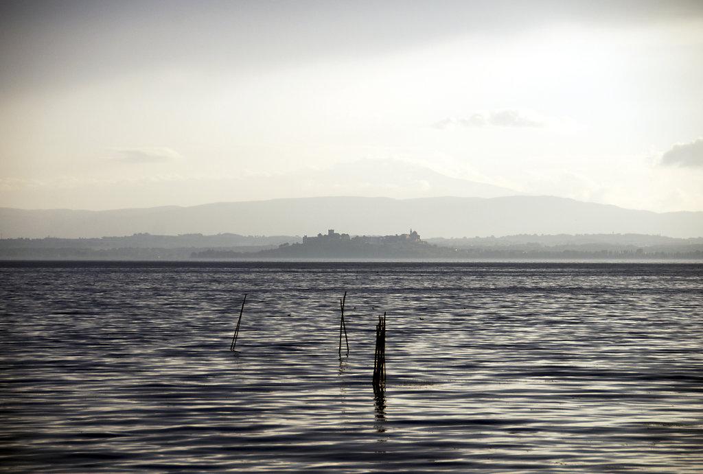 lago trasimeno -