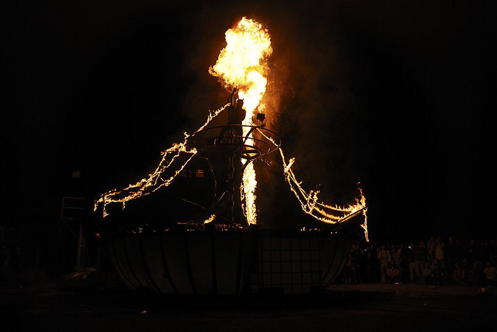 fusion festival 2008 nachts  (04) - überfluss -  teil 3