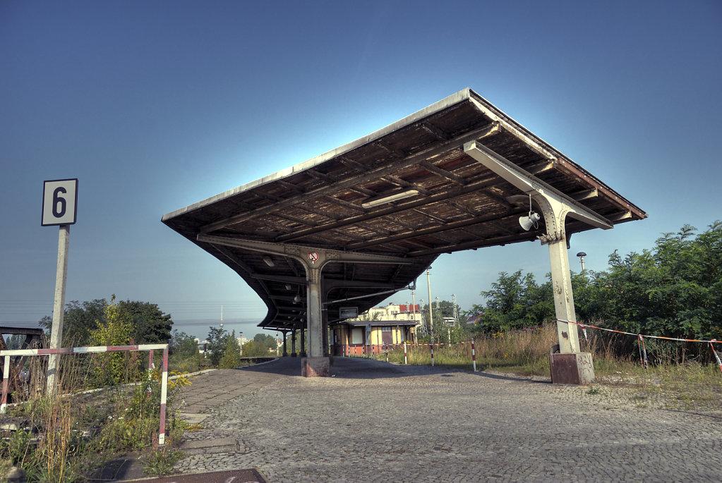 berlin lichtenberg -ostkreuz - totes gleis