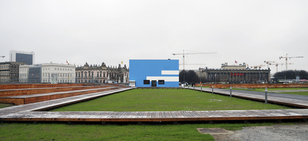 berlin mitte - temporäre kunsthalle berlin teil 2