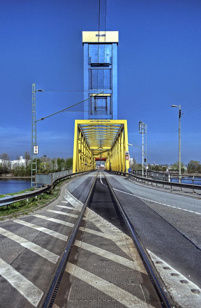 hamburg hafen - (108) - kattwykbrücke teil 3