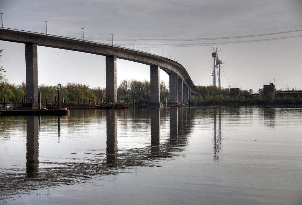 hamburg hafen - (121) - köhlbrandbrücke teil 2