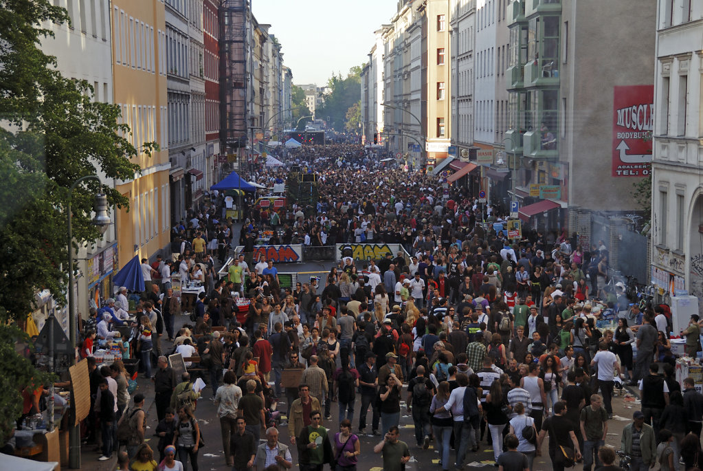 1.mai 2009 - myfest adalbertstraße