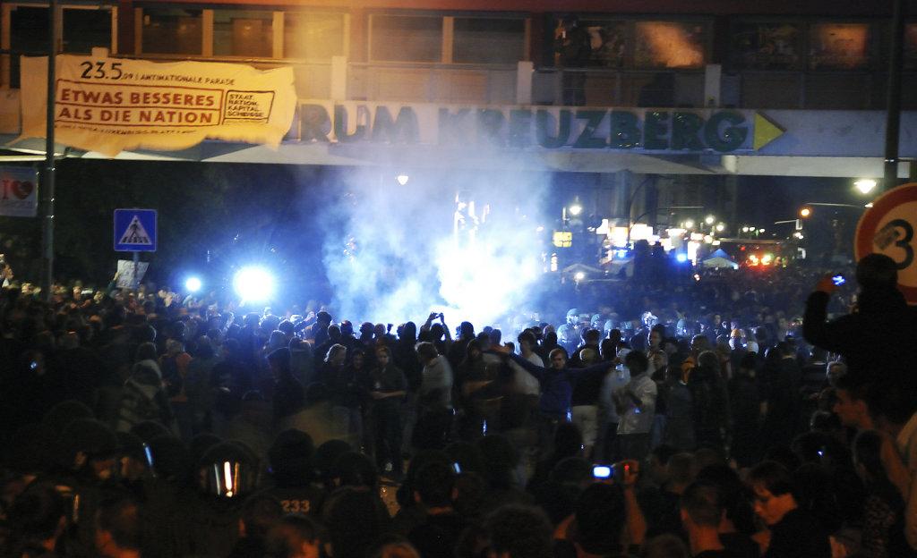 1.mai 2009 - und action