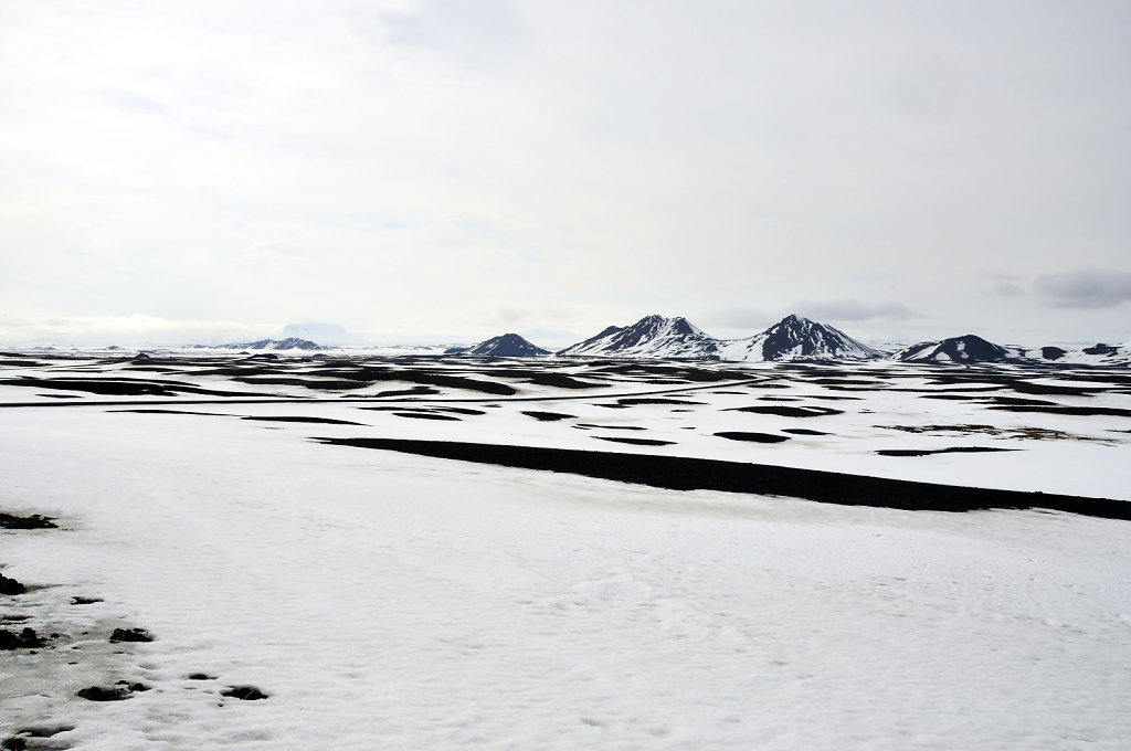 island – auf dem weg nach mývatn teil 10