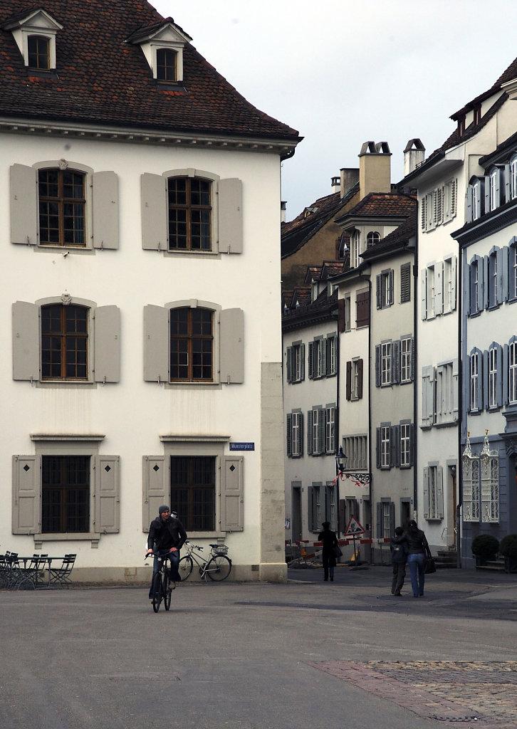 basel – teil acht- die altstadt -am münsterplatz