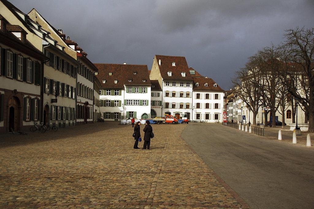 basel – teil neun- die altstadt -münsterplatz