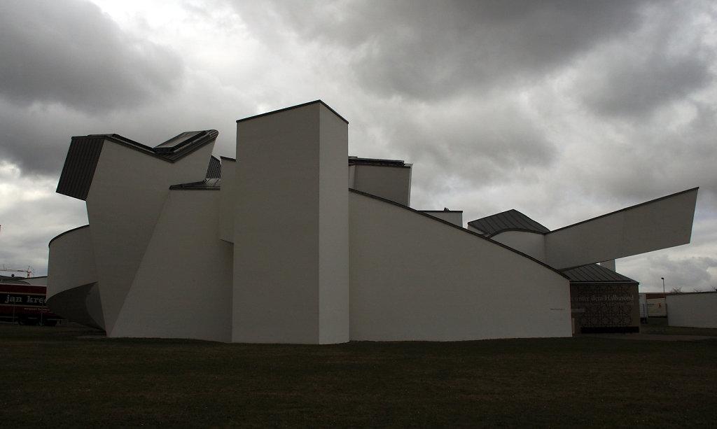 basel – teil neunundzwanzig - vitra design museum
