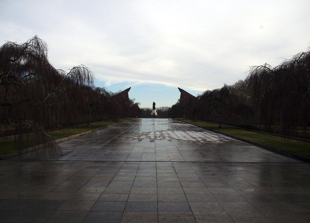 berlin - treptow - sowjetisches ehrenmal (1)