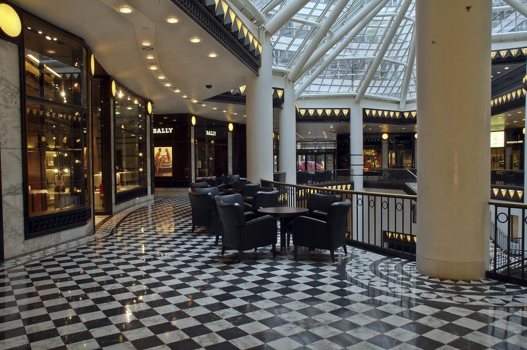 berlin mitte -luxus -teil fünf