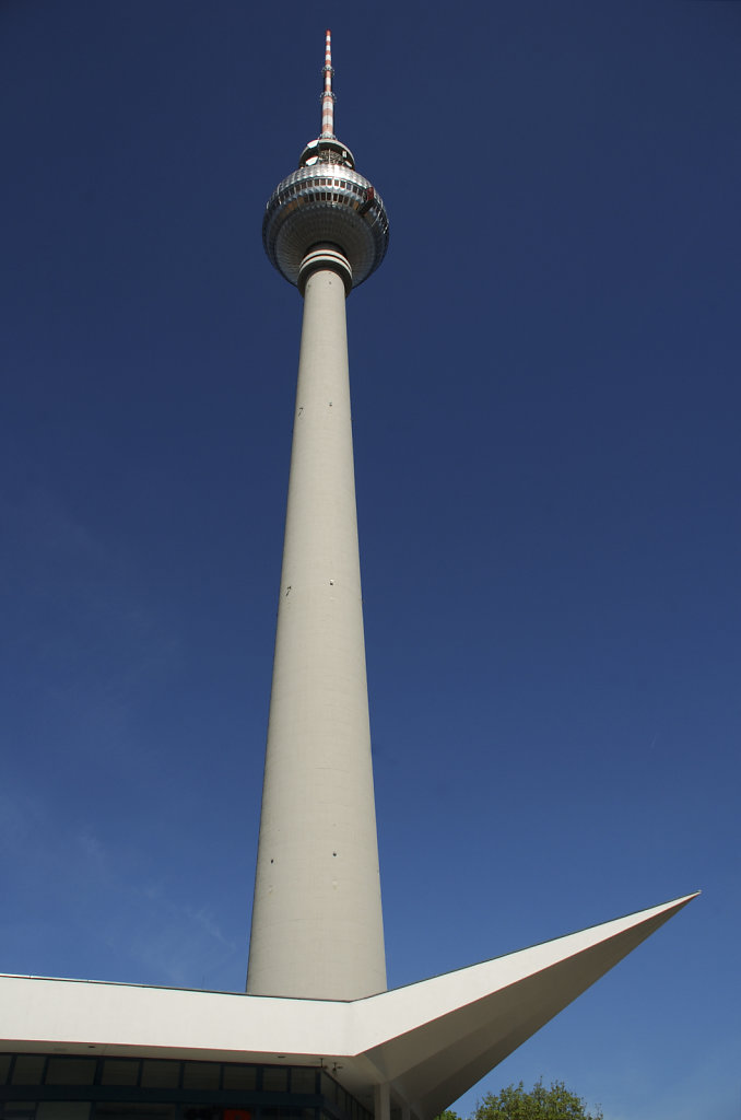 berlin mitte -  fernsehturm teil 3
