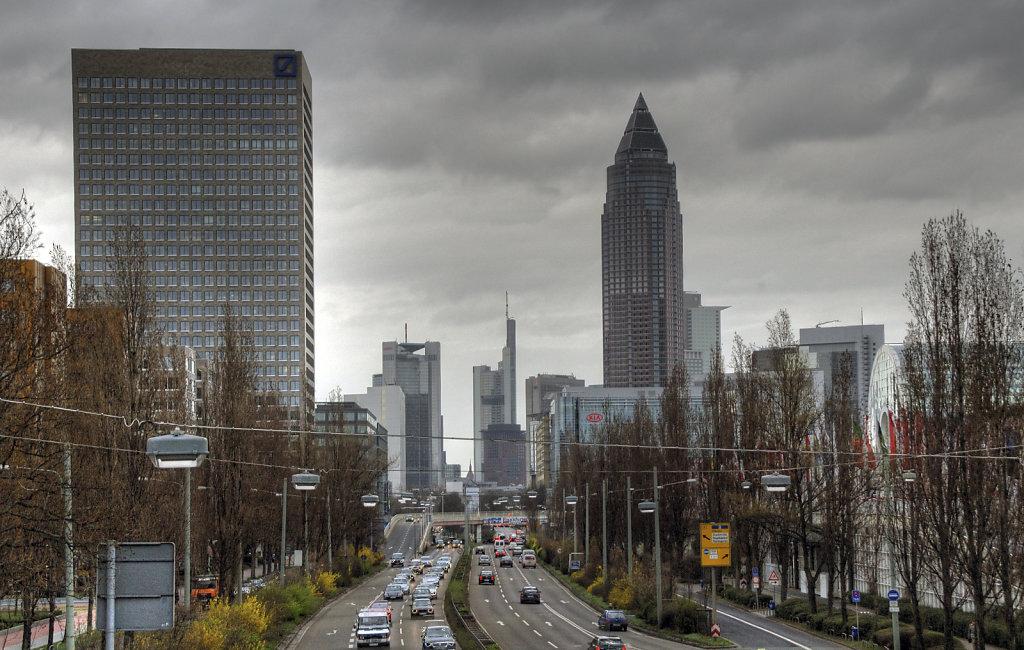 frankfurt - (29) -stadteinwärts -teil zwei