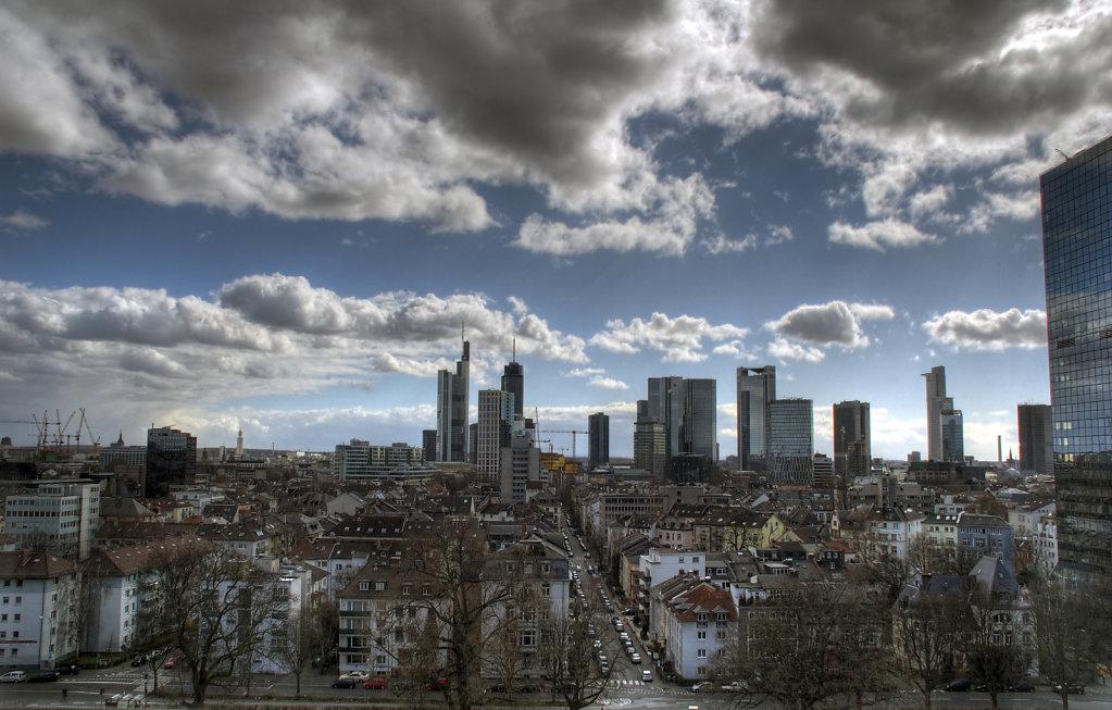frankfurt - (40) - skyline - teil eins