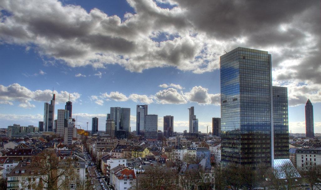 frankfurt - (41) - skyline - teil zwei