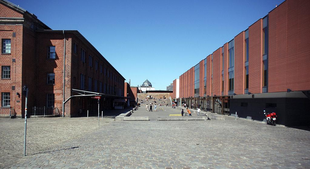 hamburg  - alter schlachthof