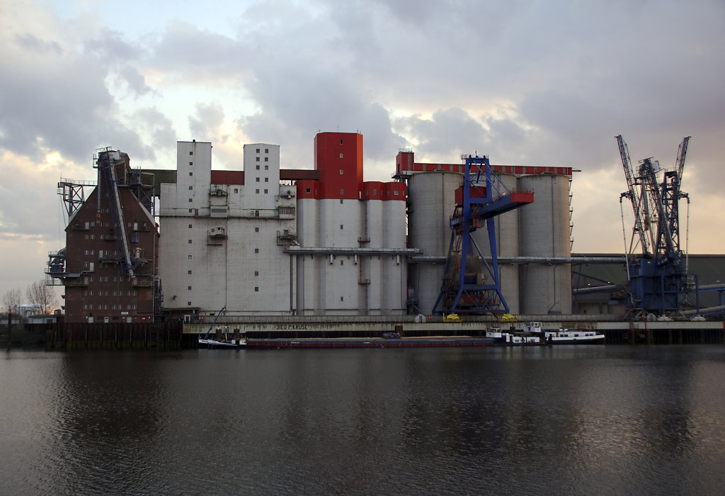 hamburg hafen - (75) -silo