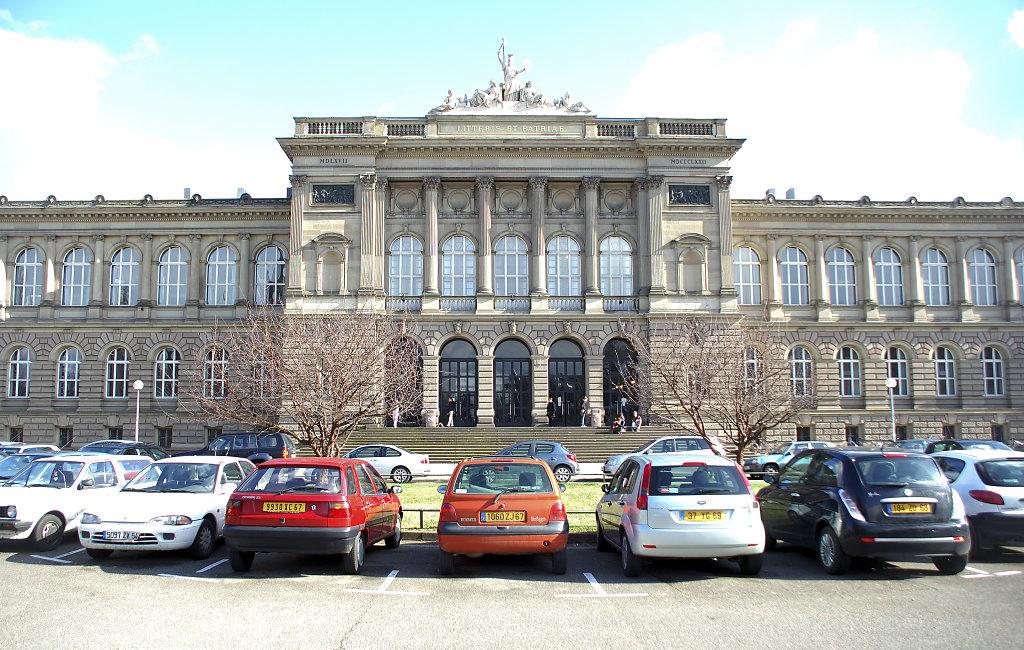 straßburg - teil siebzehn -die universität