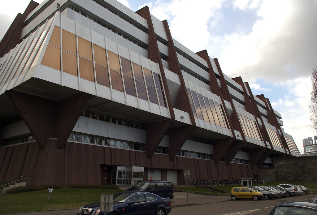 straßburg - teil sechsundzwanzig -die europäischen institution
