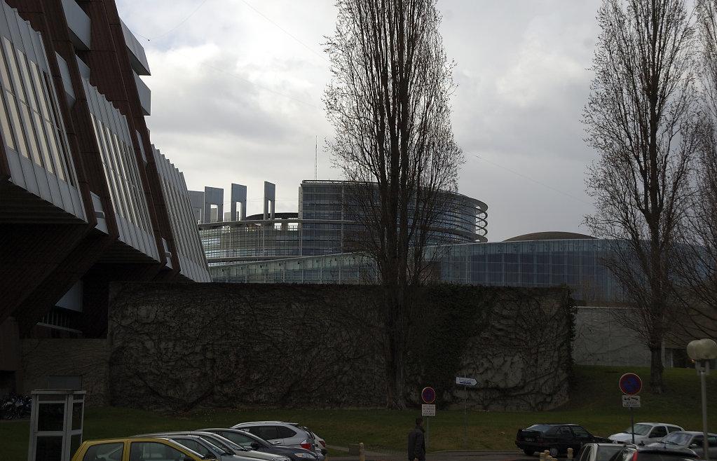 straßburg - teil siebenundzwanzig -die europäischen institutio