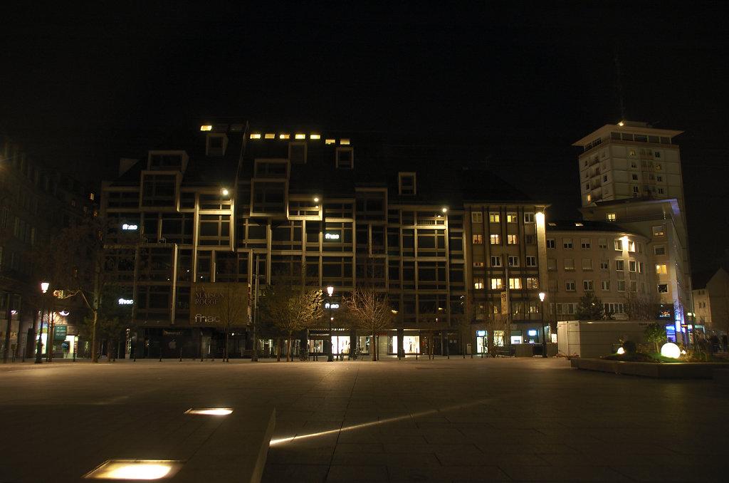 straßburg - teil zweiundvierzig -nachts -teil acht