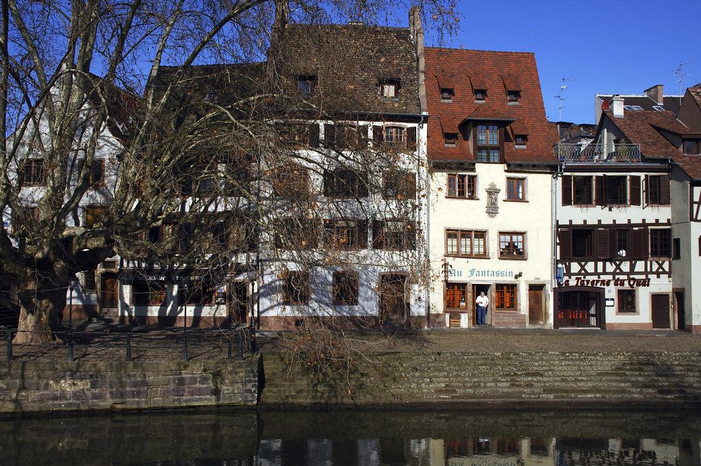 straßburg - teil fünfzig -an den ufernder ill -teil fünf