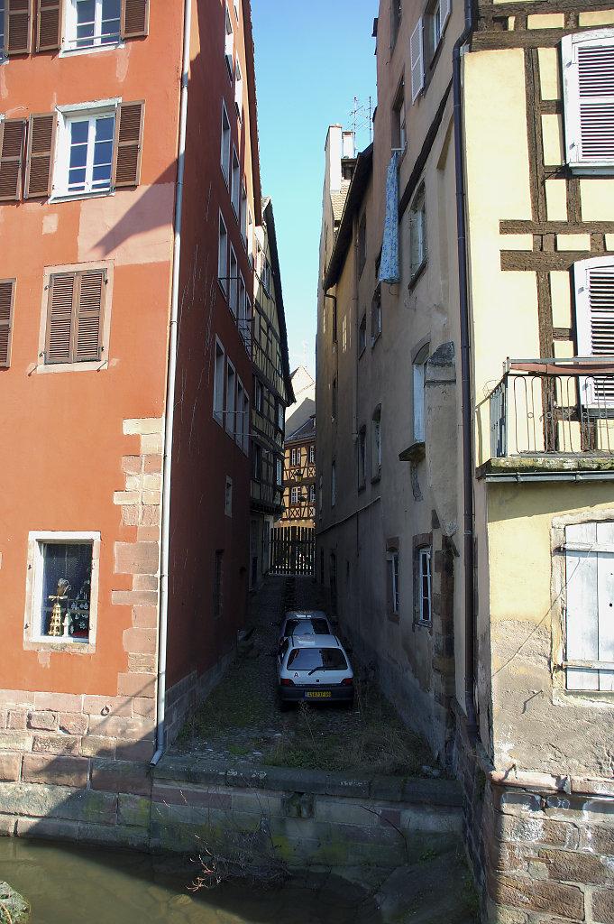 straßburg - teil  einundsechsig -petite france -teil sieben