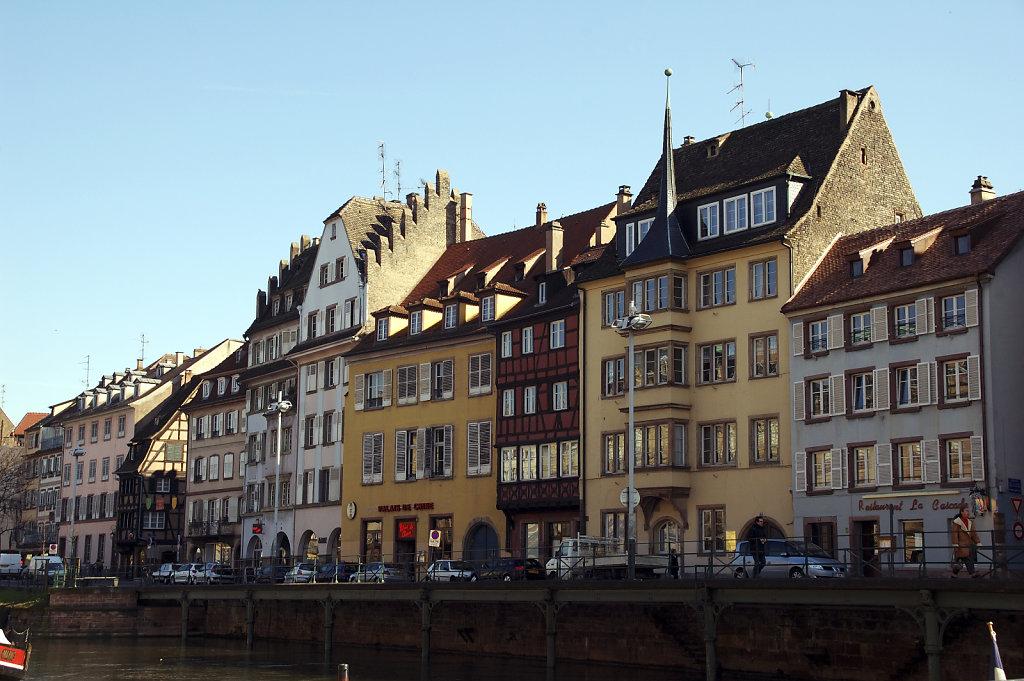 straßburg - teil vierundsechsig -an den ufernder ill -teil fün