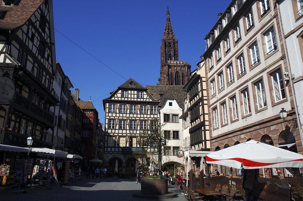 straßburg - teil fünfundsechsig - in der altstadt -teil zwei