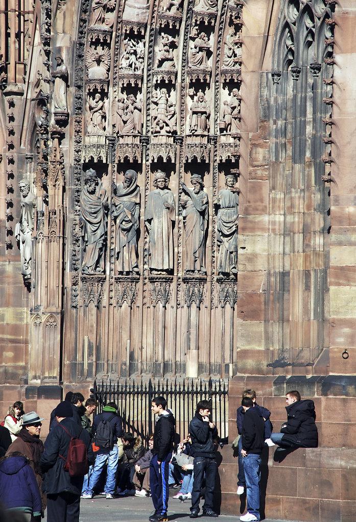 straßburg - teil sechsundsechsig -das münster - teil drei