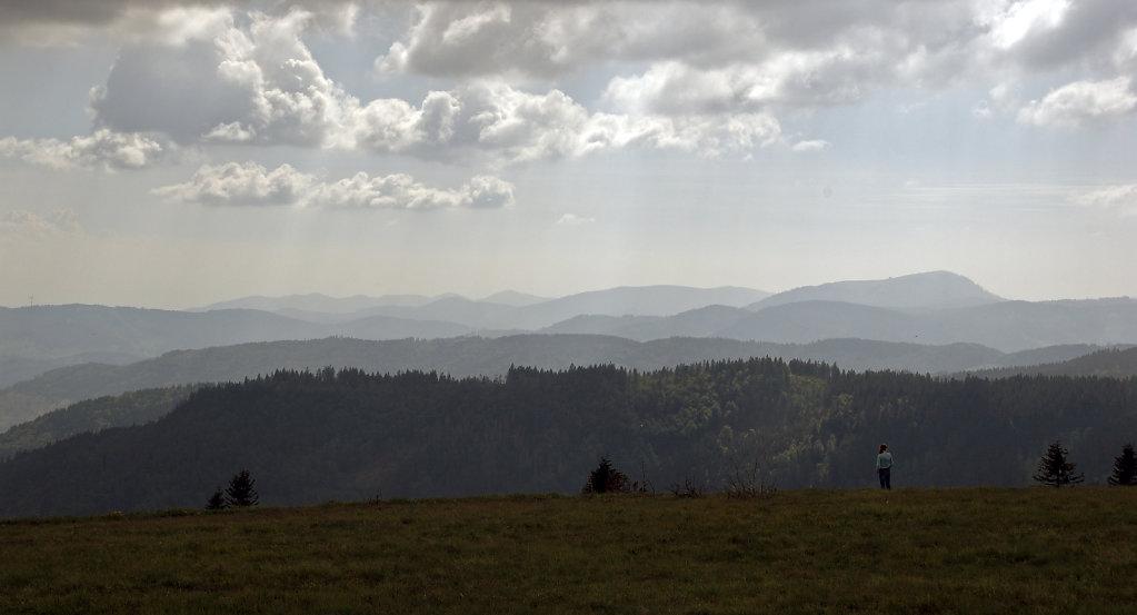 schwarzwald (6) - fernblick teil zwei