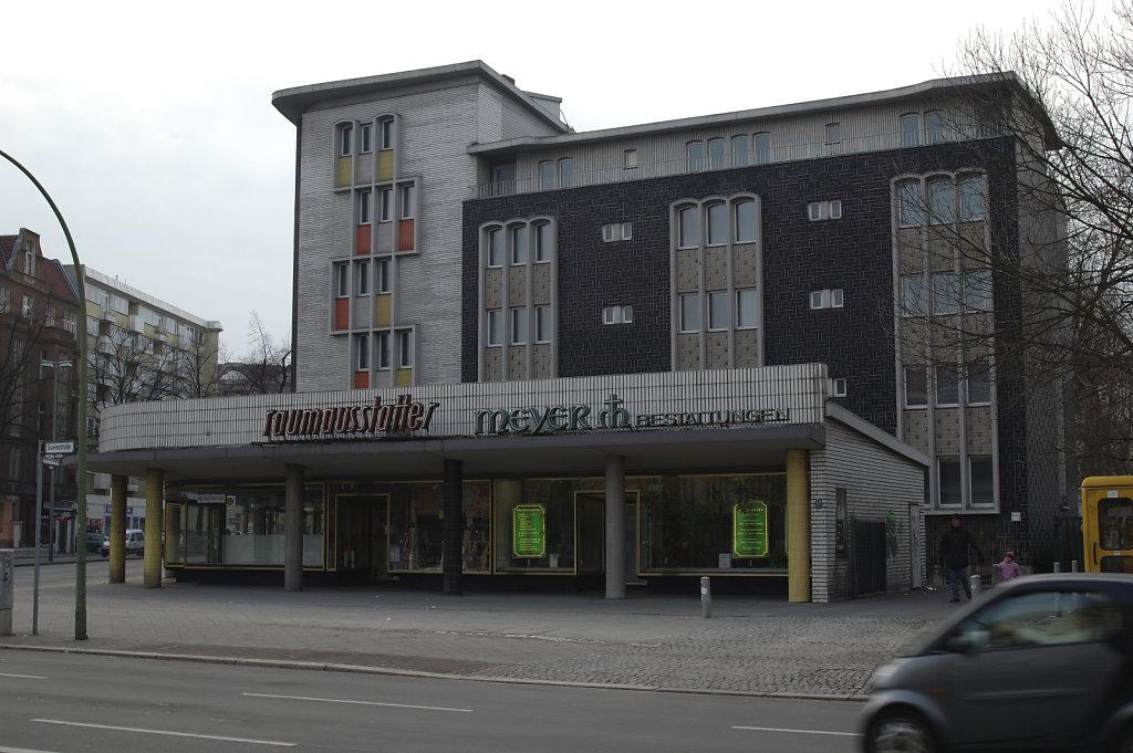 suarezstraße / ecke neue kantstraße