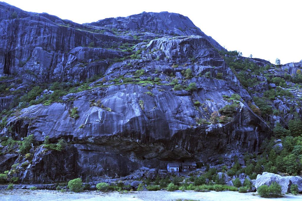 norwegen (05) - am jøssingfjord