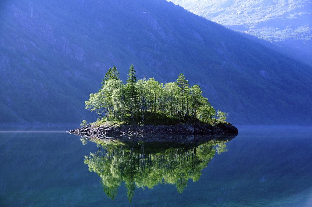 norwegen (29) - røldalsvatnet teil drei