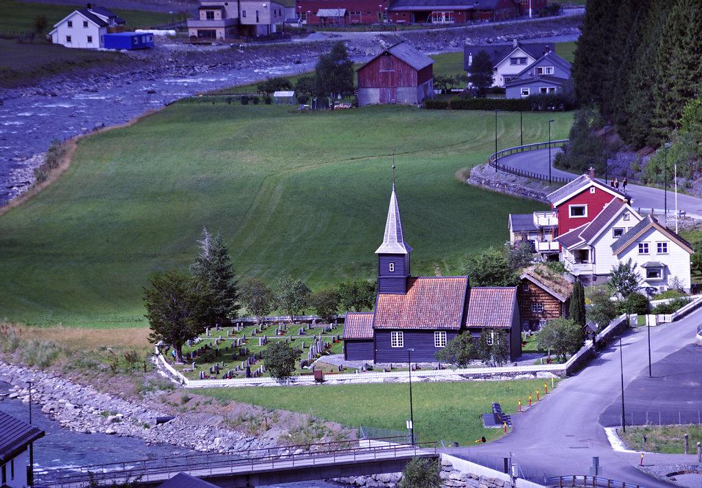 norwegen (63)  - auf der fläm bahn