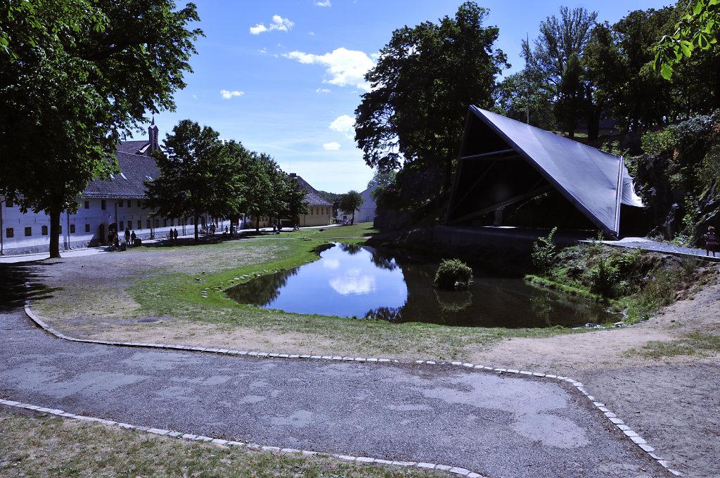 norwegen (161)  - oslo - festung akershus