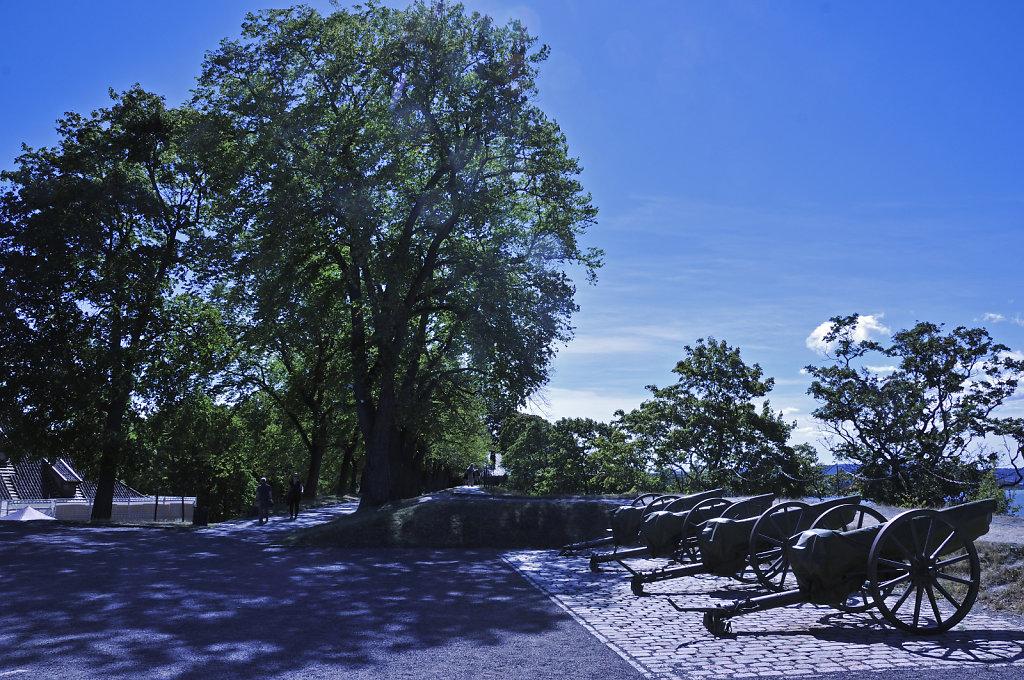 norwegen (159)  - oslo - festung akershus