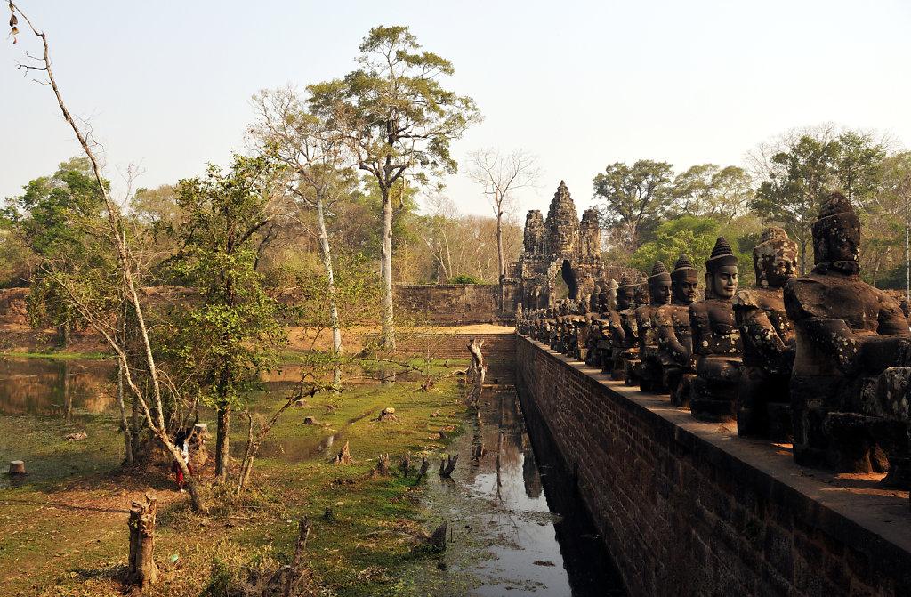 kambodscha - tempel von angkor - angkor thom - bayon (01)