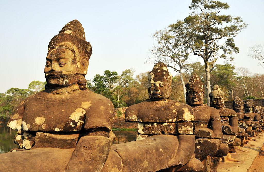 kambodscha - tempel von angkor - angkor thom - bayon (02)