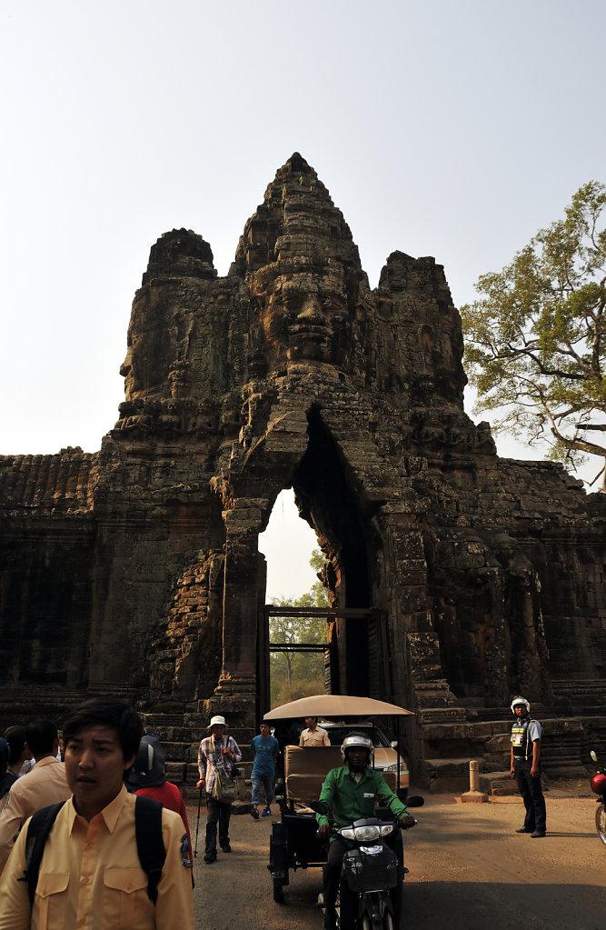 kambodscha - tempel von angkor - angkor thom - bayon (03)
