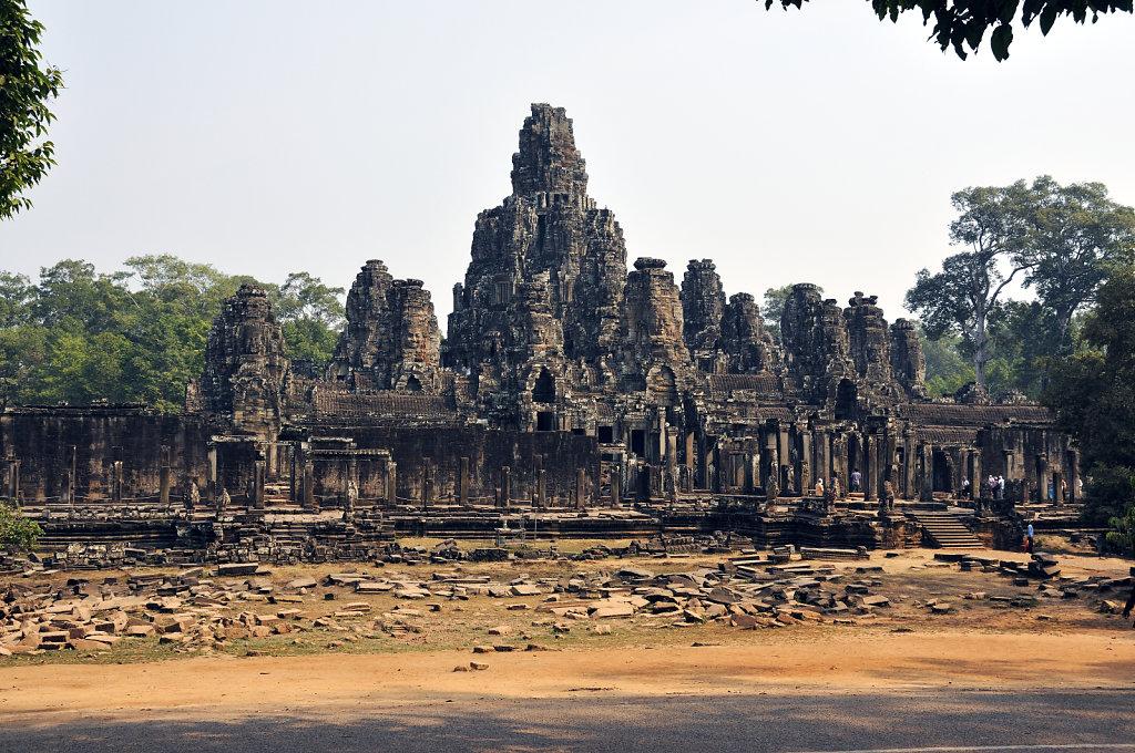 kambodscha - tempel von angkor - angkor thom - bayon (11)