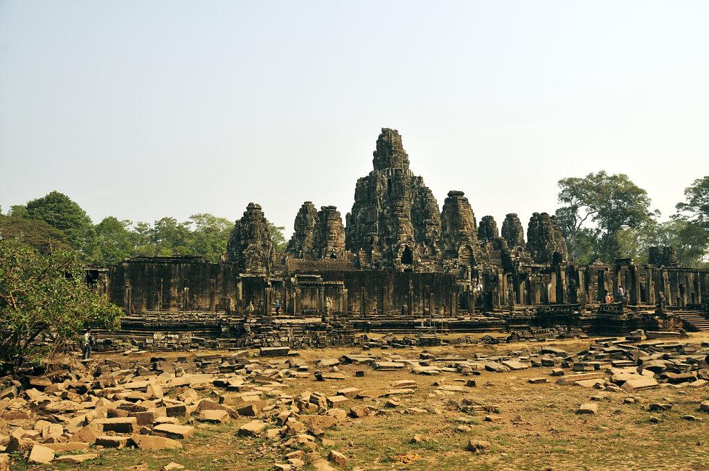 kambodscha - tempel von angkor - angkor thom - bayon (14)