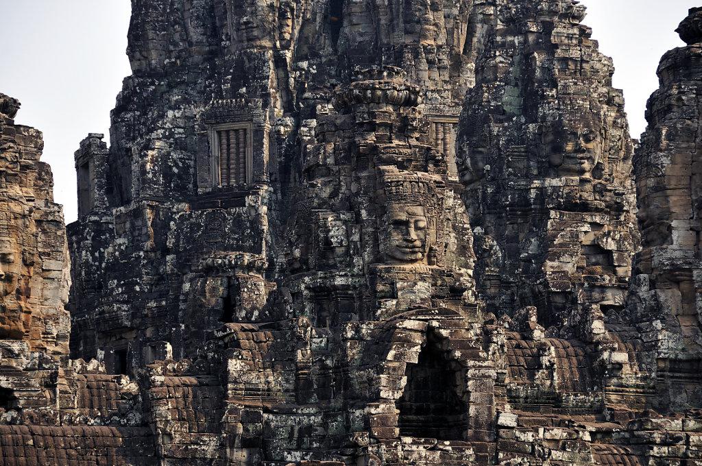 kambodscha - tempel von angkor - angkor thom - bayon (15)