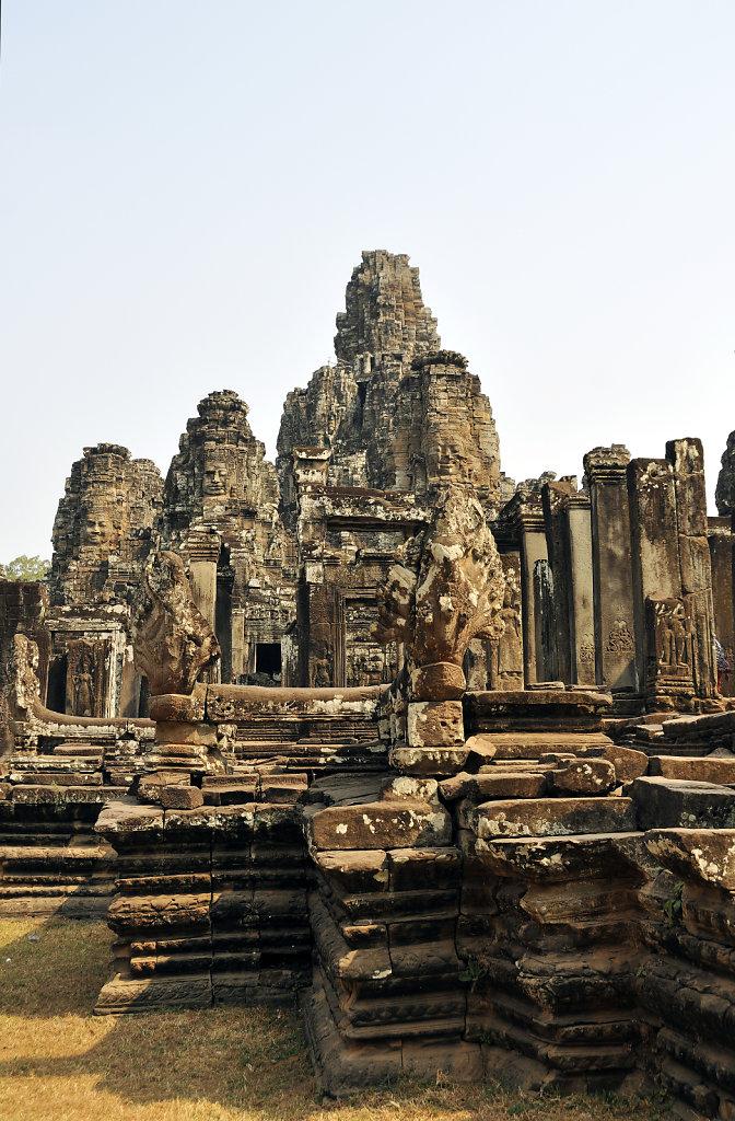 kambodscha - tempel von angkor - angkor thom - bayon (16)