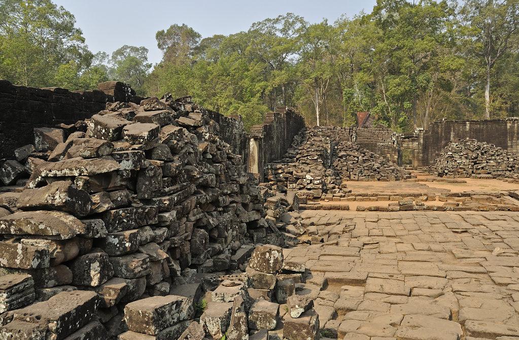 kambodscha - tempel von angkor - angkor thom - bayon (21)