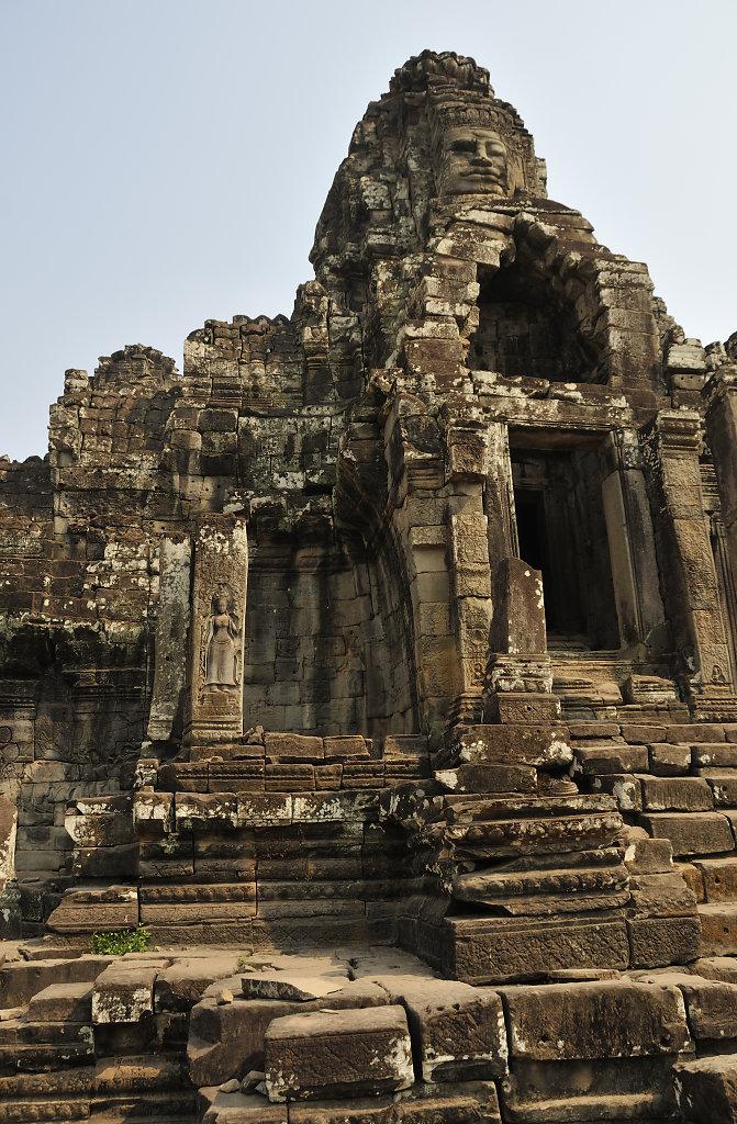 kambodscha - tempel von angkor - angkor thom - bayon (22)