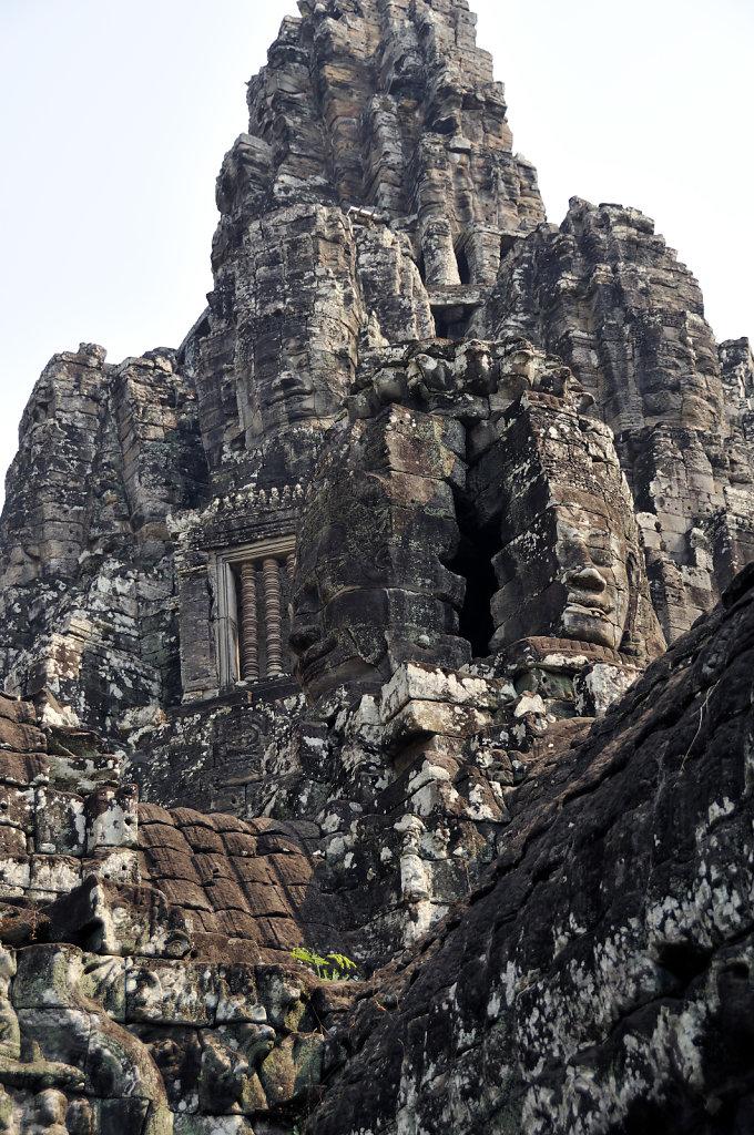 kambodscha - tempel von angkor - angkor thom - bayon (31)