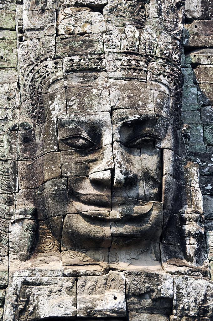 kambodscha - tempel von angkor - angkor thom - bayon (40)