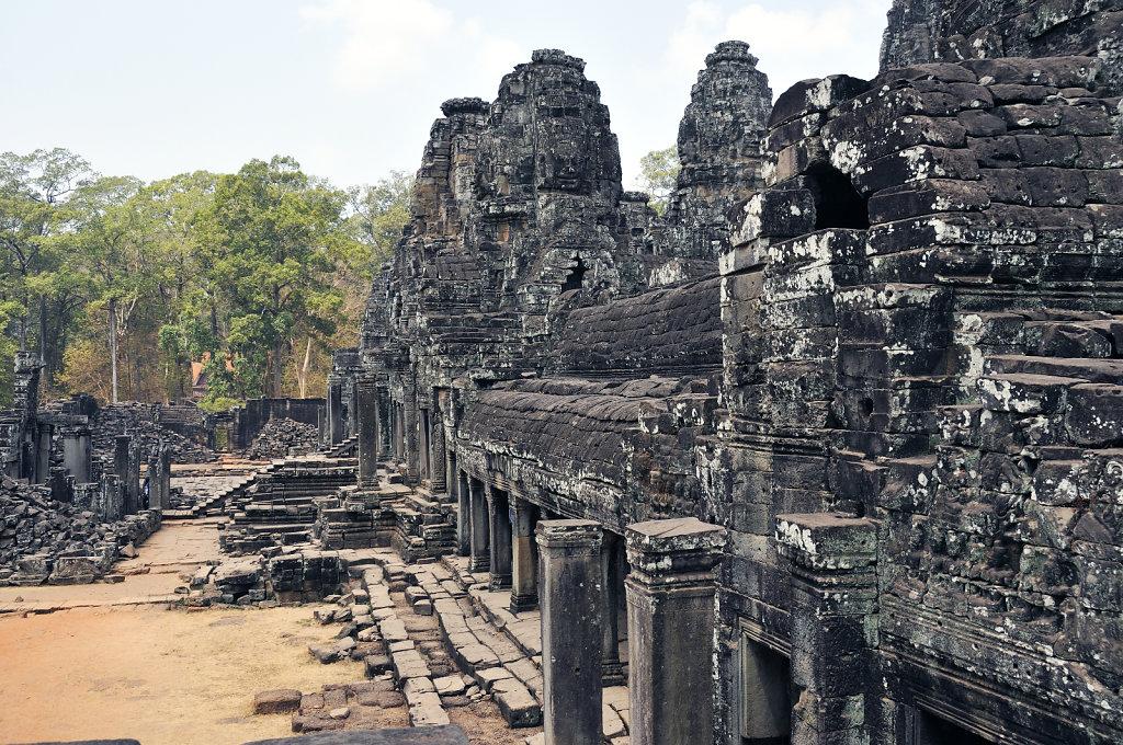 kambodscha - tempel von angkor - angkor thom - bayon (54)