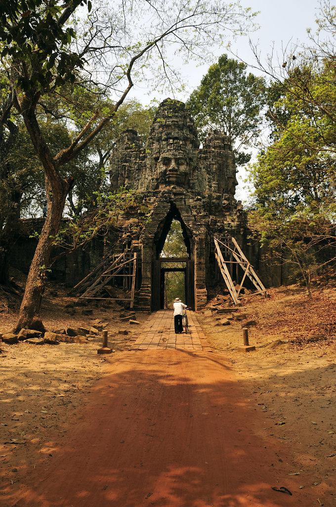 kambodscha - tempel von angkor - angkor thom - bayon (62)