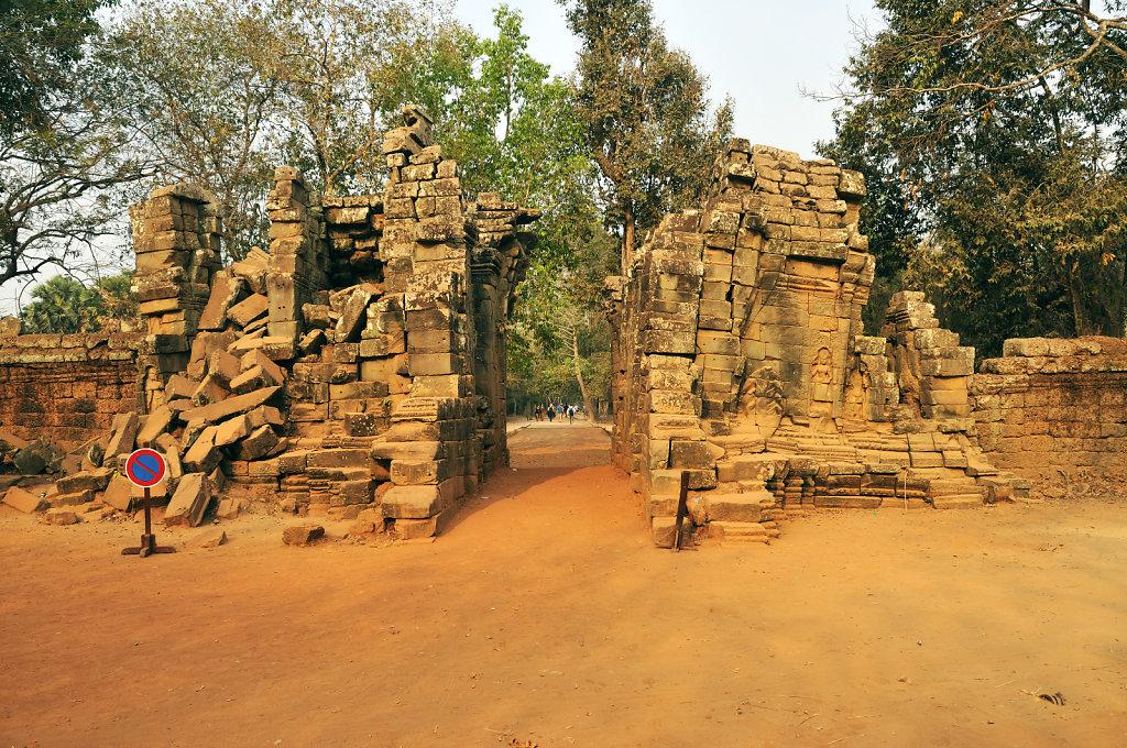 kambodscha - tempel von anghor - ta prohm (04)